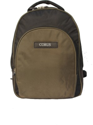 CORUS 15.6 inch Expandable Laptop Backpack