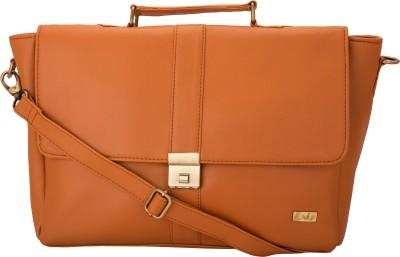 Yelloe 16 inch Laptop Messenger Bag