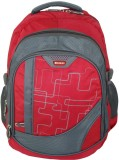 Scholex 15 inch Laptop Backpack (Red)