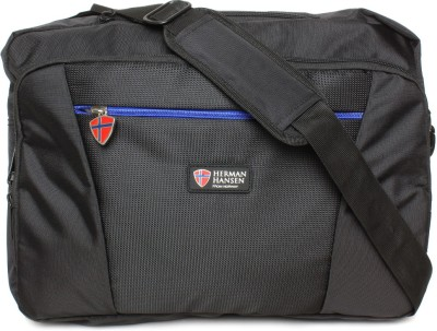 Herman Hansen 15.6 inch Laptop Messenger Bag