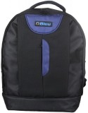 Bleu 17 inch Laptop Backpack (Black, Blu...