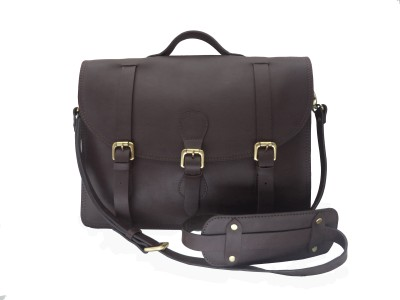 Romari 17 inch Laptop Messenger Bag