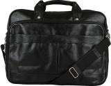 Knott 15 inch Laptop Messenger Bag (Blac...