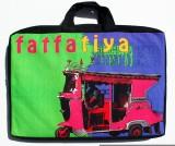 Fatfatiya 15 inch Laptop Case (Multicolo...