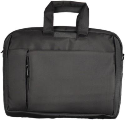 Novelty 16 inch Laptop Messenger Bag(Black)