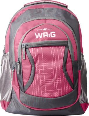 WRIG WBP-019 Pink 20 L Backpack