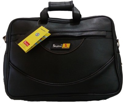 Skyline 15.6 inch Expandable Laptop Messenger Bag