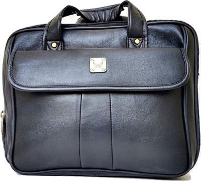 ATTABOY 15.6 inch Expandable Laptop Messenger Bag