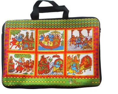 Rangrasia 15 inch, 15.6 inch Laptop Case