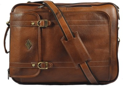 Laveri 15.6 inch Expandable Laptop Messenger Bag
