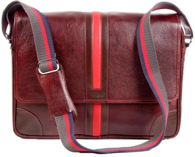 Tortoise 15 inch Laptop Messenger Bag