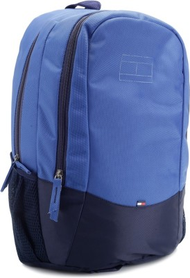 Tommy Hilfiger Laptop Backpack(Blue and Navy)