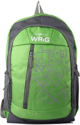 WRIG WBP-009 Green 20 L Backpack