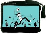 Snoogg 15 inch Laptop Messenger Bag (Mul...