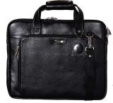 RLE 14 inch Laptop Messenger Bag (Black)