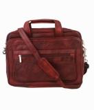 Newhide 15 inch Laptop Messenger Bag (Br...