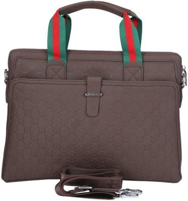 Daks 15 inch Expandable Laptop Messenger Bag