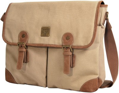 Clairefontaine 15 inch Laptop Messenger Bag