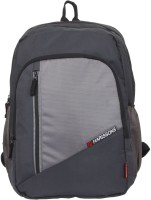 Harissons 15.6 inch Laptop Backpack(Grey) best price on Flipkart @ Rs. 1199