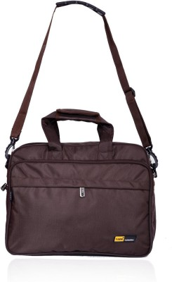 Yark 14 inch Expandable Laptop Messenger Bag