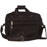 Umda 15 inch Laptop Tote Bag (Brown)