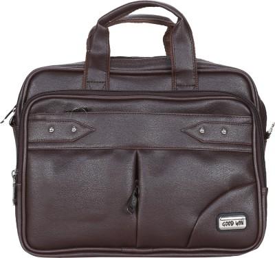 Good Win 14 inch Expandable Laptop Messenger Bag
