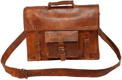 Craft World 15 inch Laptop Messenger Bag