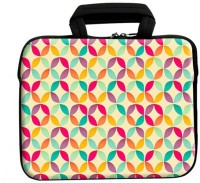 Theskinmantra 11 inch Expandable Sleeve/Slip Case(Multicolor)