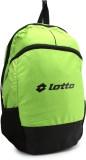 Lotto 13 inch Laptop Backpack (Black, Gr...
