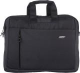 Bendly 16 inch Laptop Messenger Bag (Bla...