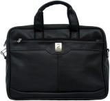 Fancy 16 inch Laptop Messenger Bag (Blac...