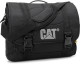 CAT 17 inch Laptop Messenger Bag (Black)
