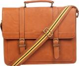 Lomond 15 inch Laptop Messenger Bag (Tan...