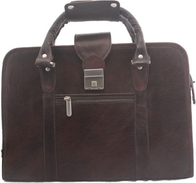 tarana leather art 15 inch Laptop Messenger Bag