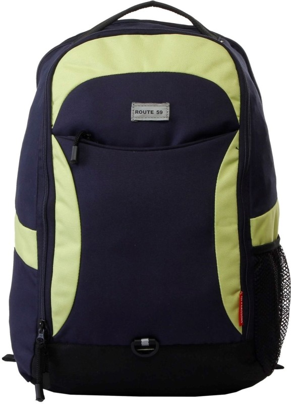 Harissons 15.6 inch Laptop Backpack(Blue) best price on Flipkart @ Rs. 799