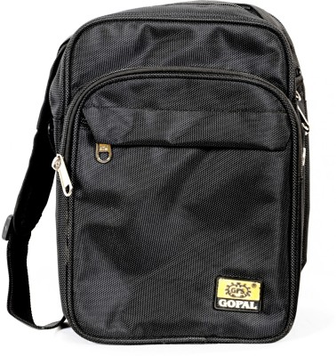 THK Security 8 inch Laptop Messenger Bag