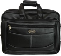 Borsa 15 inch Expandable Laptop Messenger Bag