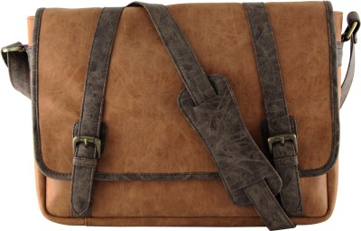 Mohawk 14 inch Laptop Messenger Bag