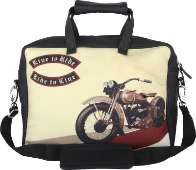The Backbencher 14 inch Laptop Messenger Bag