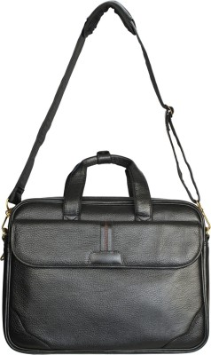 WCL 15 inch Expandable Laptop Messenger Bag