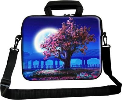 Theskinmantra 13 inch Laptop Messenger Bag