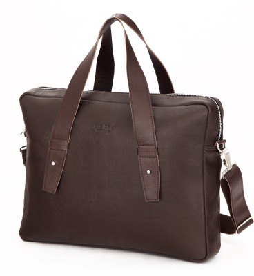 Mbossgifts 16 inch Expandable Laptop Messenger Bag