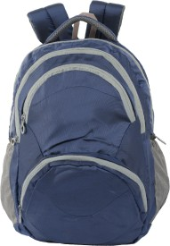 miracle world 15.6 inch, 16 inch Laptop Backpack(Blue)