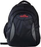 Needbags 16 inch Laptop Backpack (Black)