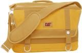 CAT 15 inch Laptop Messenger Bag (Yellow...