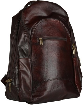Leather Land 18 inch Laptop Backpack