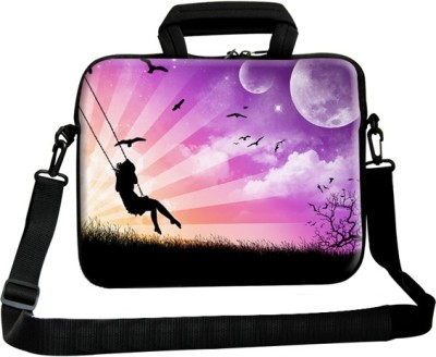 Theskinmantra 13 inch Laptop Messenger Bag