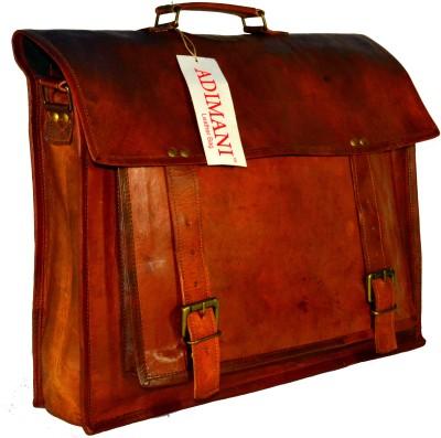 Adimani 17 inch Laptop Messenger Bag