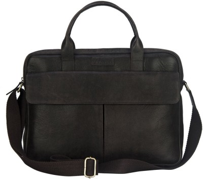 JUSTANNED 15 inch Expandable Laptop Messenger Bag