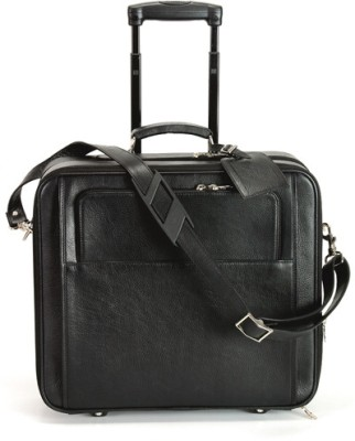 Adamis 14 inch Trolley Laptop Strolley Bag